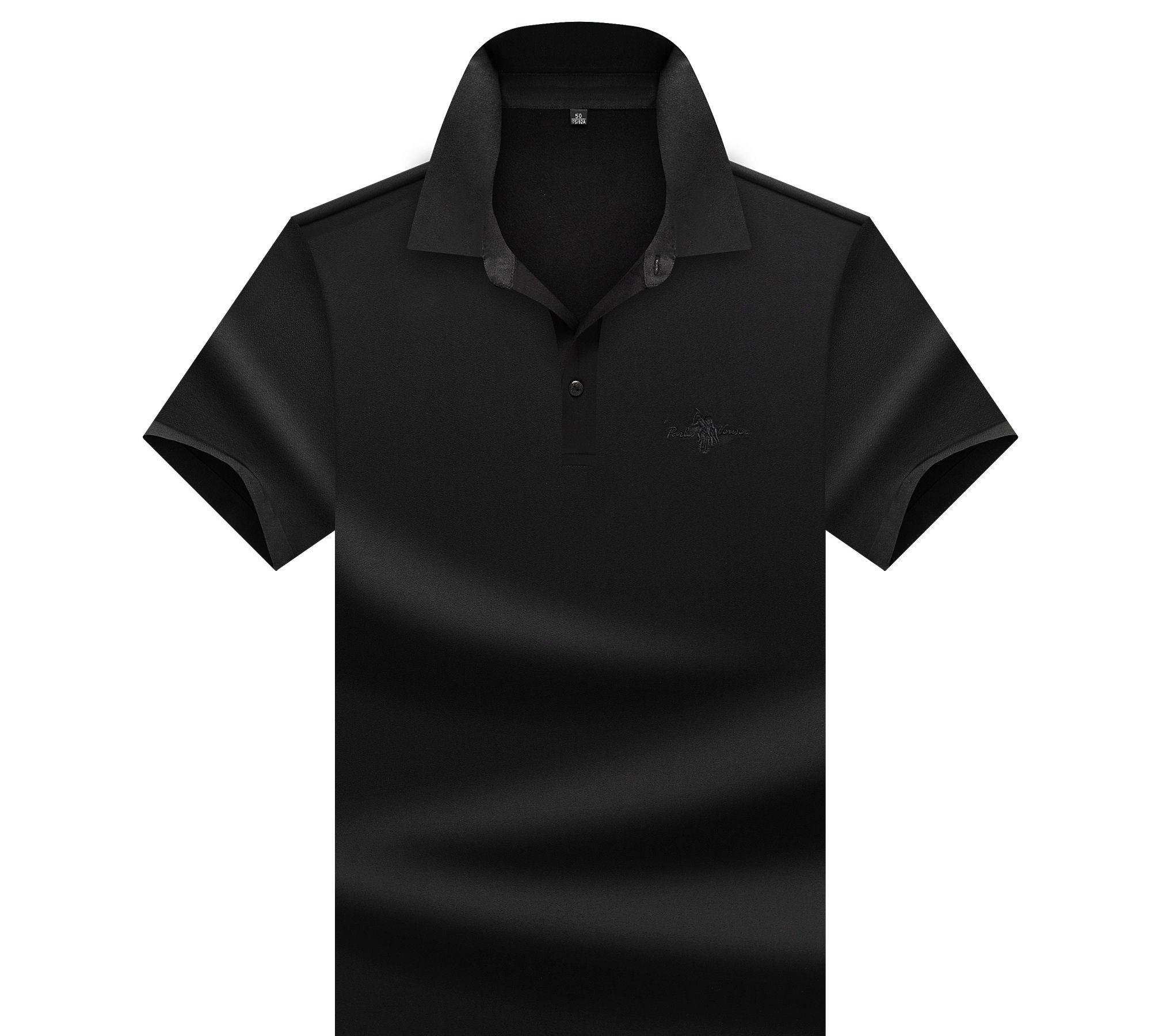 男士短袖翻领体恤,时尚polo衫,夏季男装丝光棉半袖上衣T恤男