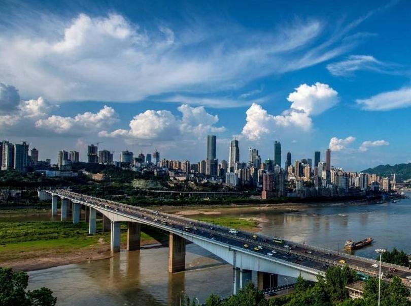 """重庆居住""""最舒服""""区县,位置非常优越,城市化建设堪比地级市"""