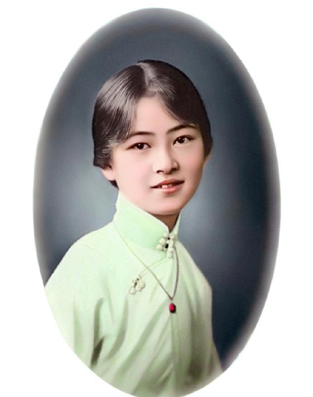 林徽因:美丽容颜加上无与伦比的气质,她是当之无愧的民国佳人