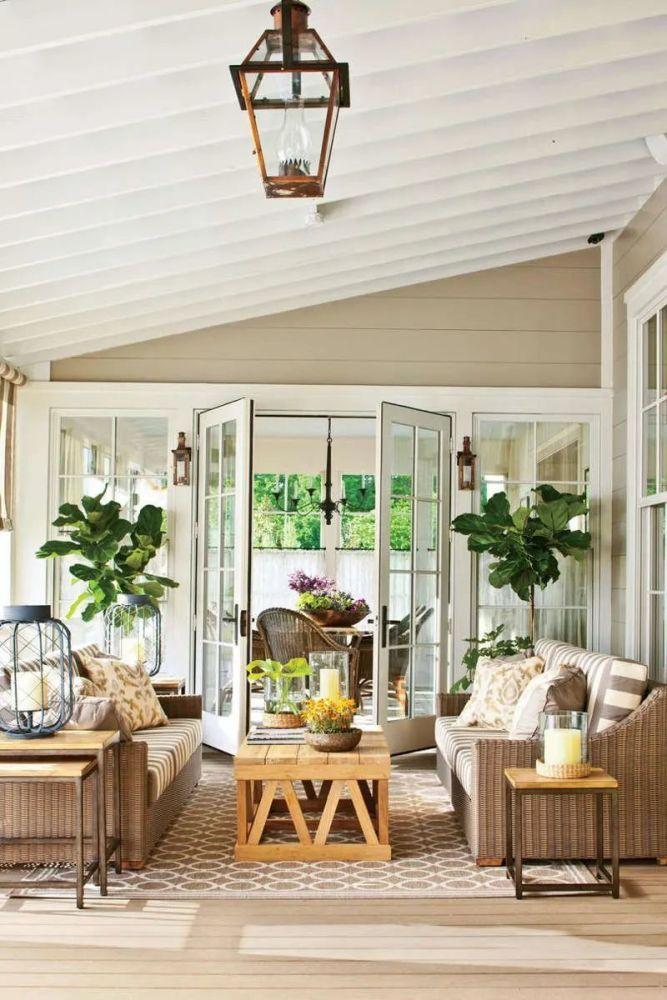 阳台和客厅做隔断,装什么样的隔断门才最好?最全分析在这里