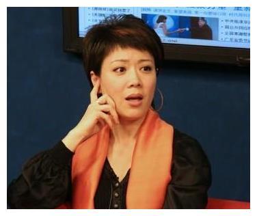 央视美女主播李文静,播新闻困到打哈欠引争议,46岁仍坚持丁克