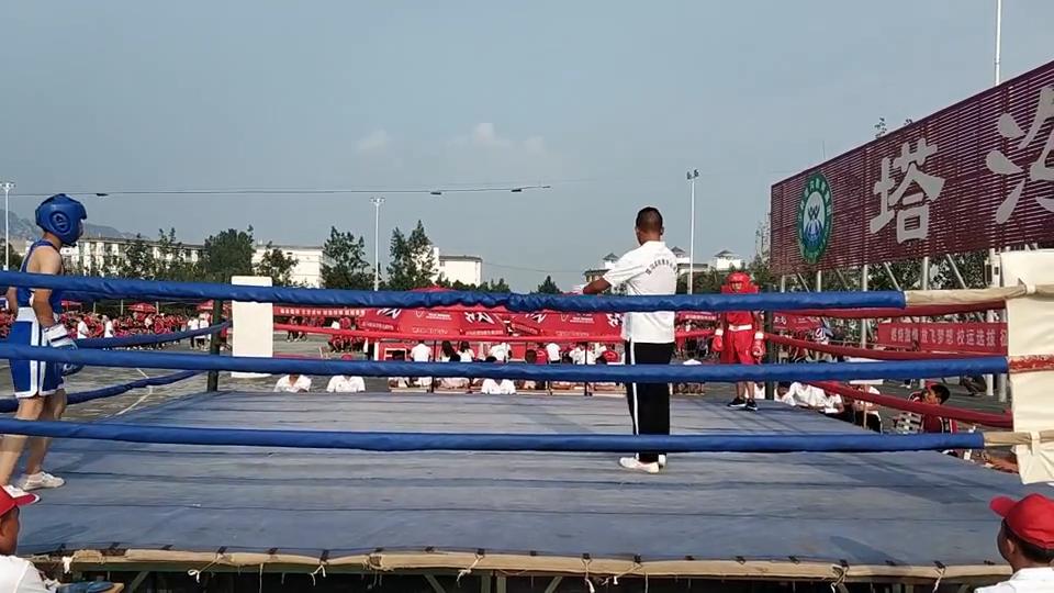 塔沟武校夏季校运会:近距离带来的视觉冲击感,就是不一般