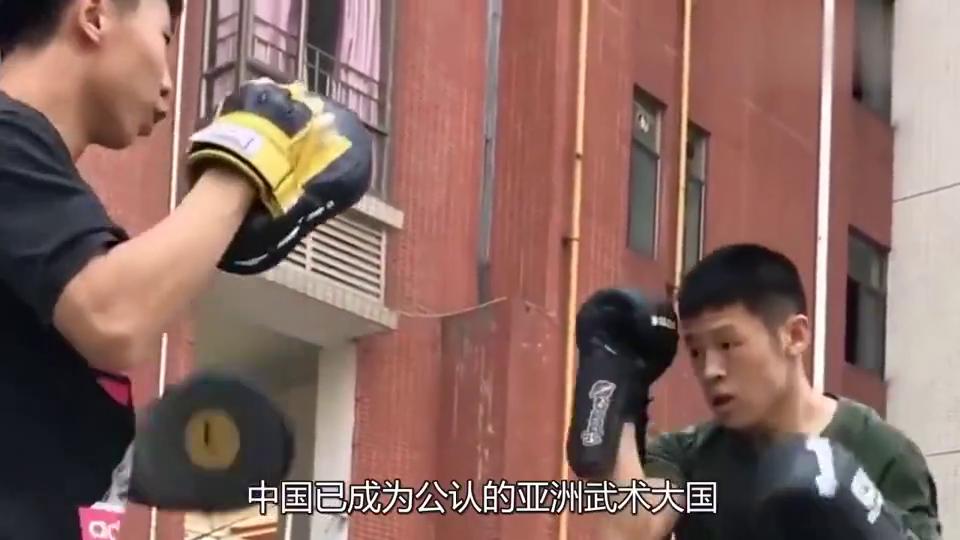 """广东小伙练武17年,自创一招""""浑元形意太极拳"""""""