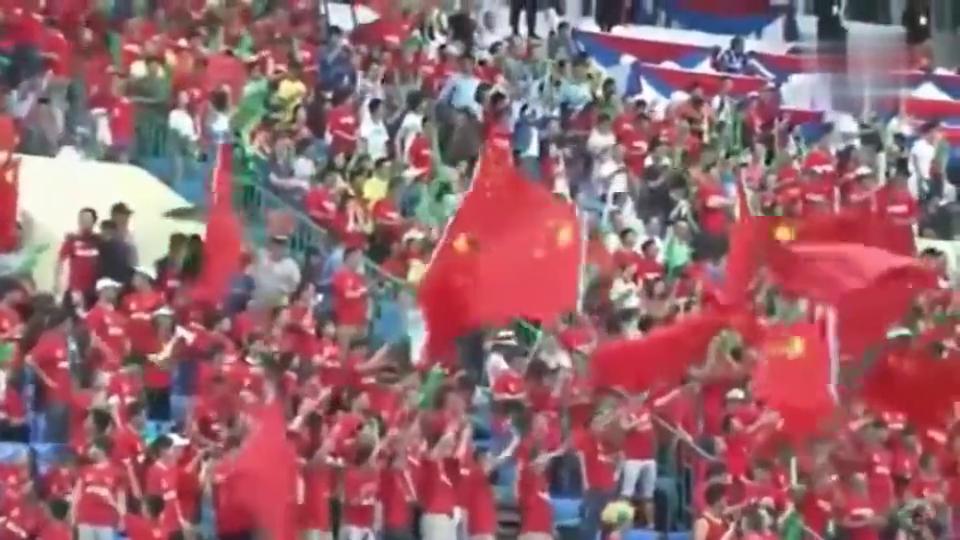 真长脸了!U23中国队战胜了日本队,让中国足球看到了希望