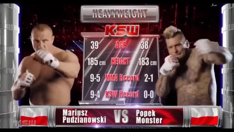 纹身男太嚣张结果被对手重拳疯狂输出,撑不到30秒直接被KO!