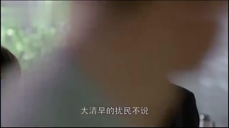 曲筱绡霸气教训物业主管,都不带手软的,嘴下留情呀!
