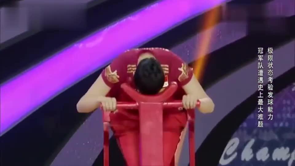 张常宁转圈晕得要倒下,贾乃亮:看到了中国女排喝多的时候!真皮