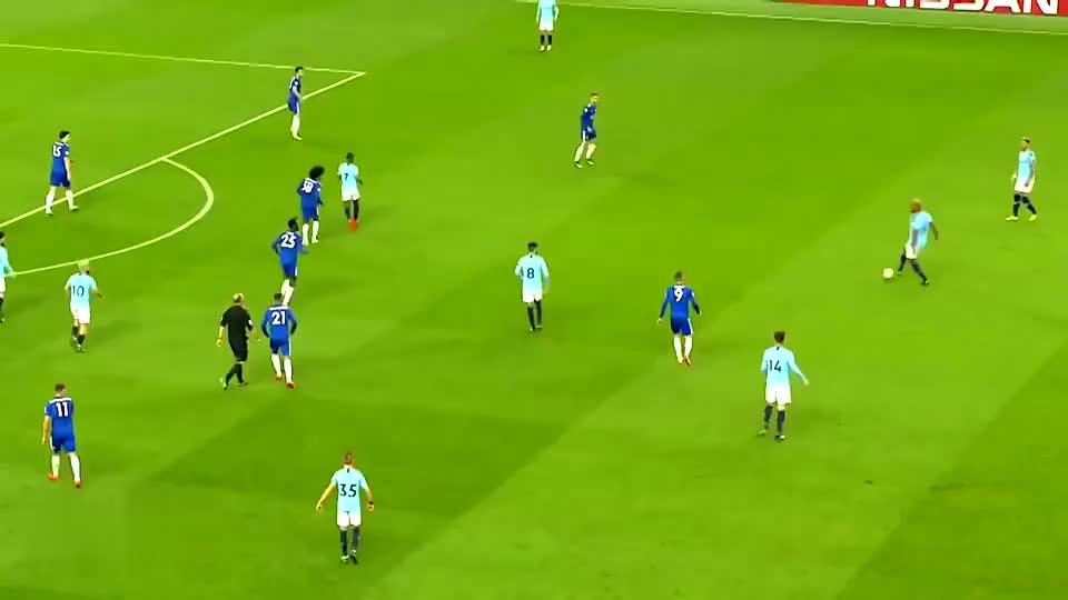 全球最顶级足球联赛,英超近十年十大进球,实在是精彩至极