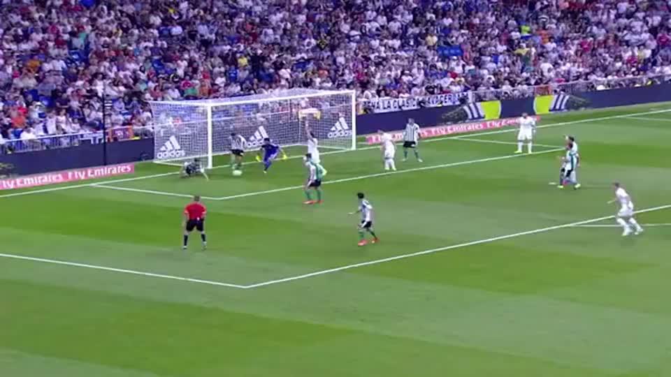 足球时刻:J罗:不小心把你的射门挡了,那就我来吧!