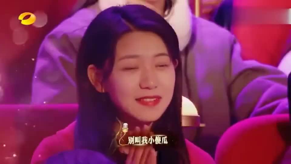 声临其境:张含韵再唱经典歌曲,30岁的她依然调皮可爱