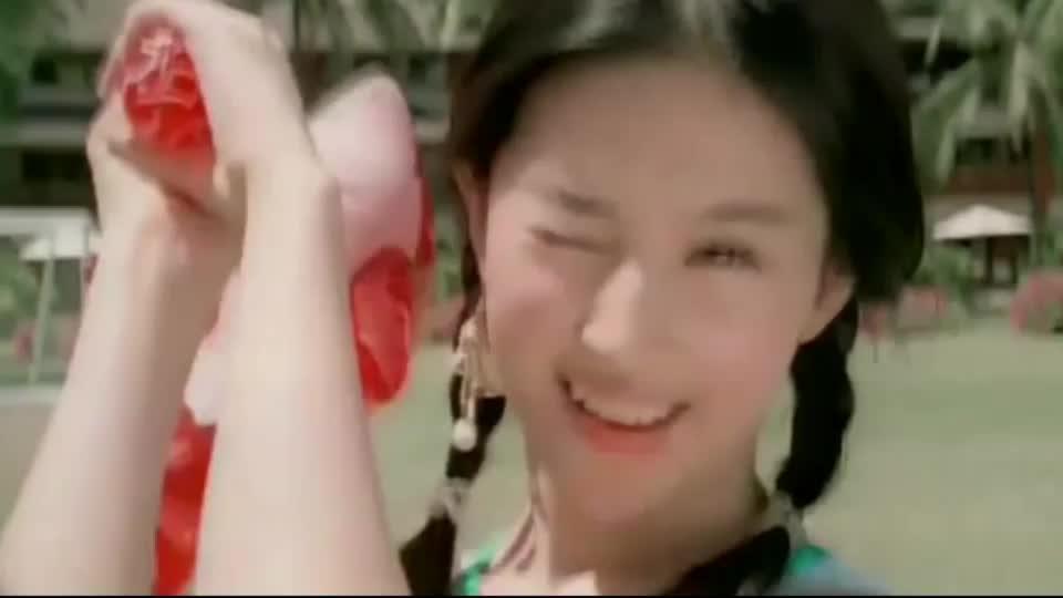 仙女姐姐:古早刘亦菲高甜镜头挑战,不要眨眼哦!