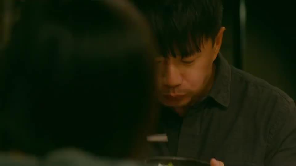 秘密访客:郭富城最恐怖的一个眼神,看得观众胆战心惊,太吓人了