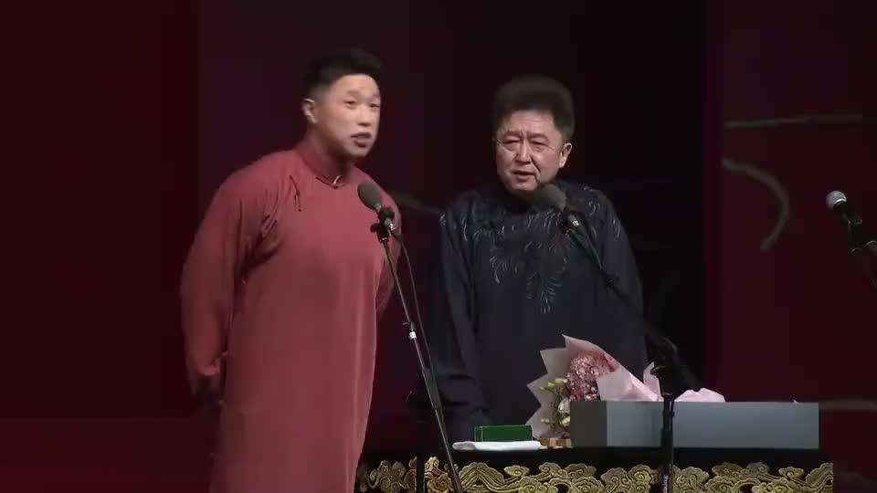 岳云鹏:我师父说于谦那些话啊,我都说不出口,不够播出标准