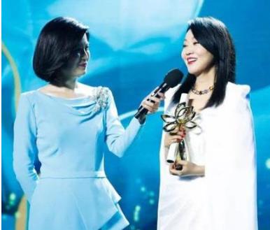 陶虹走向巅峰时期,成国内首位获六项大奖的女艺人,比主角还红