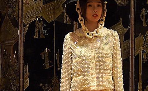 THE9杂志大片:虞书欣亮眼,赵小棠气场强,孔雪儿小公主