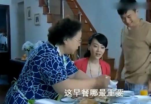 林君怀孕母凭子贵,婆婆伺候周到,儿子羡慕嫉妒恨