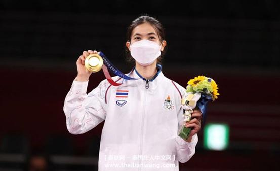 泰国首枚奥运金牌获得者抵达普吉岛,将帮助宣传旅游