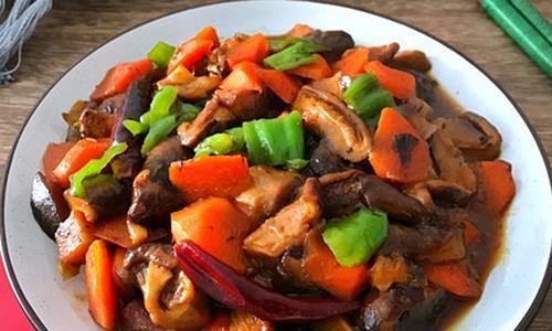 令人食欲大振的家常菜,香气扑鼻,家宴待客都有面,做法还简单!
