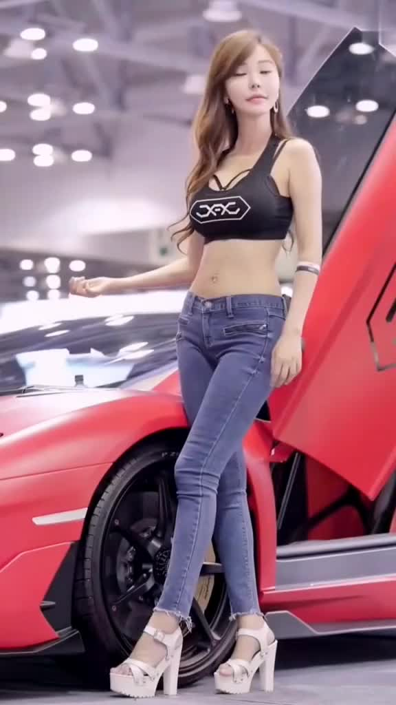 性感牛仔裤