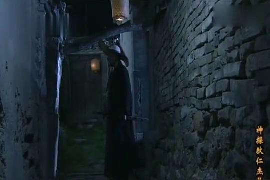 神探狄仁杰李元芳盛气凌人,竟把敌人逼出来,气势太强了
