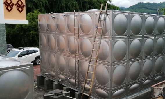 如果不锈钢水箱出现漏水情况需要怎么修补呢?