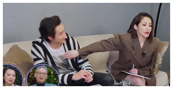 萧亚轩提分手试探男友,黄皓的反应让导演赶紧喊停