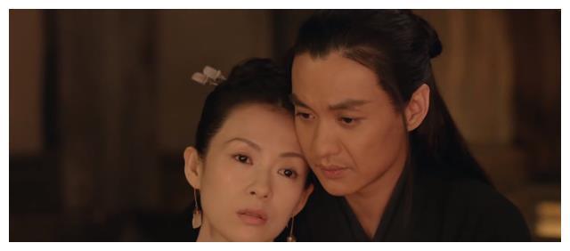 《上阳赋》蒲巴甲太难了,心爱女子被丈夫欺负,他却只能躲在床下