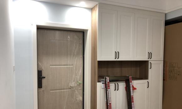 人生第一套新房,全房定制衣帽柜,储物空间强大又美观,晒晒!