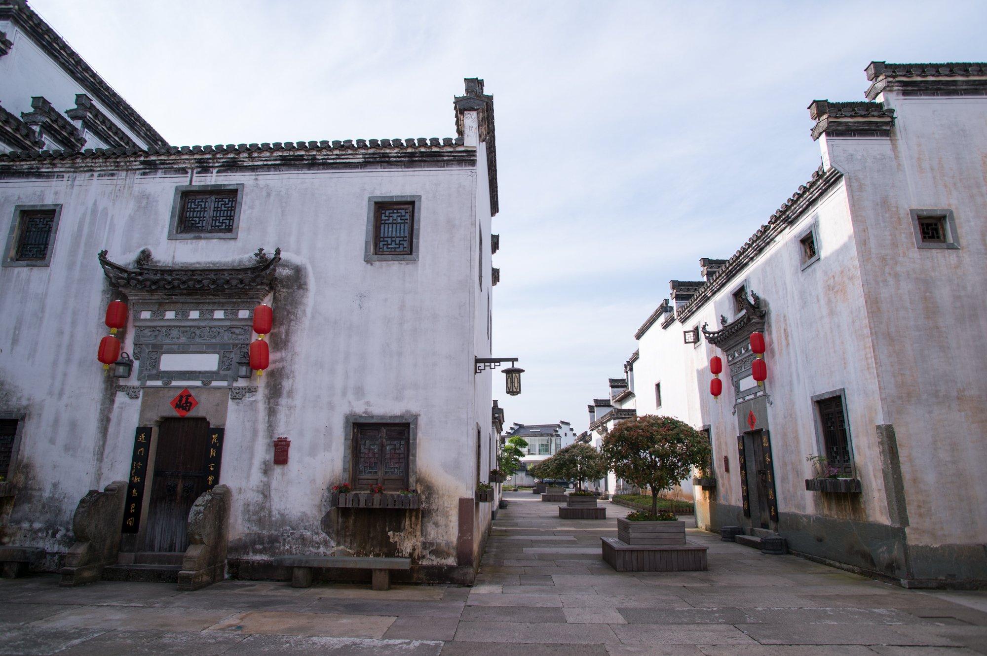 """安徽首家""""异国风情""""民宿,就在中国水口第一村,知道的人不"""