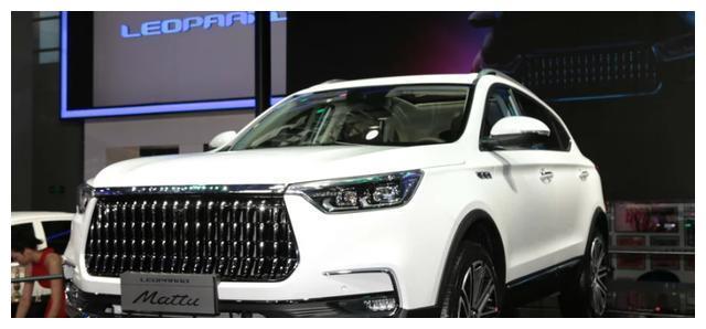 """""""猎豹""""汽车正式转型,新SUV被誉为""""国产玛莎"""",真正军工打造"""