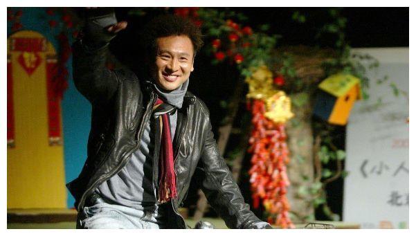 他演的赵高是经典,因演得太像被丈母娘怀疑人品,今已淡出娱乐圈