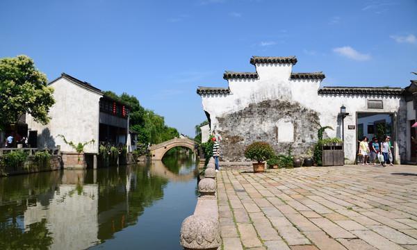 江苏一个鲜为人知的荡口古镇,可与乌镇相媲美