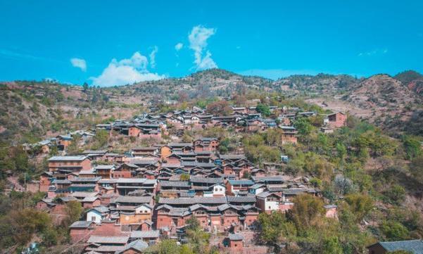 云南最古老村落,至今已1100多年,因《舌尖上的中国》闻名
