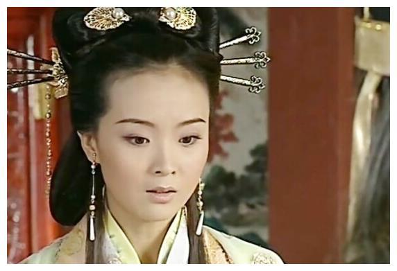 以前的古装剧,就算满头筷子,也能美得让人一见倾心!