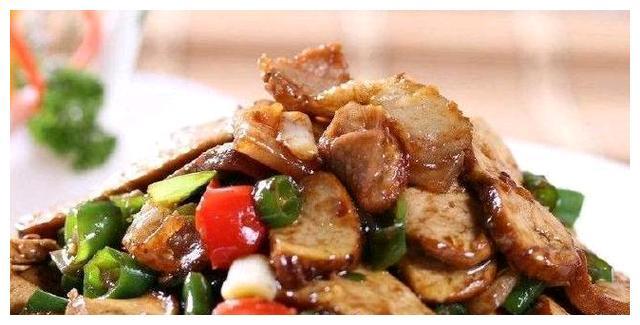 美食推荐:风味黑豆豉炒香干,芦笋炒蘑菇,番茄圆子汤的做法