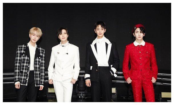 SHINee在线演唱会倒计时,新歌舞台初公开,新专辑2月发布