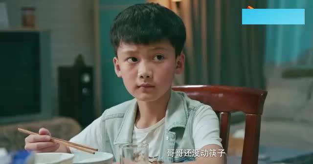 连弟弟都记得江辰喝牛奶过敏,妈妈却不记得,江辰心碎了