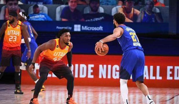 NBA季后赛迎来了掘金和爵士第6场的对决,这场比赛对于掘金来说是一场生死战