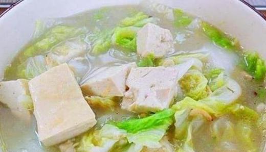 白菜炖豆腐,先下豆腐还是先下白菜?顺序错了,味道不好吃