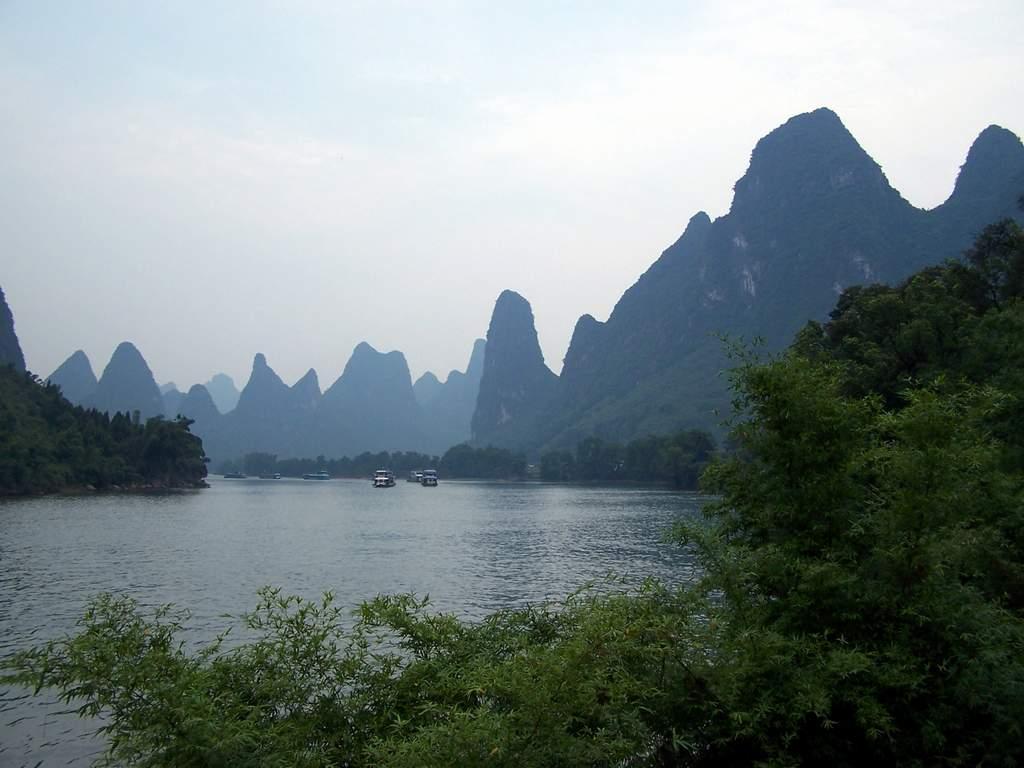 """藏在河南的""""西湖美景"""",人少景美还能钓鱼,距鲁山县20公里"""