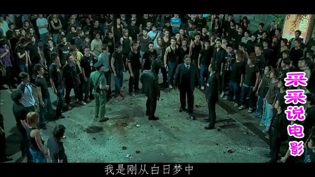 称为华语动作史教科书的电影,吴京杀人戏为全片最佳,精彩连连