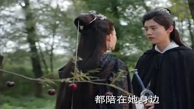 择天记,陈长生说遇到小容儿,是他一生的幸运