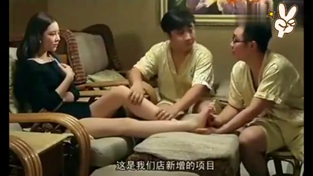 屌丝男士:大鹏和乔杉去做足疗,不管你套路多深,被识破后真尴尬