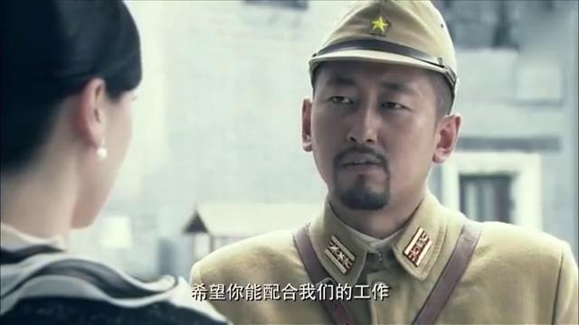 有新任务姑娘用手语,通知潜伏在日军内部的八路军!