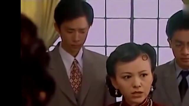情深深雨蒙蒙:雪姨当众大骂依萍,方瑜站起来直接对峙雪姨