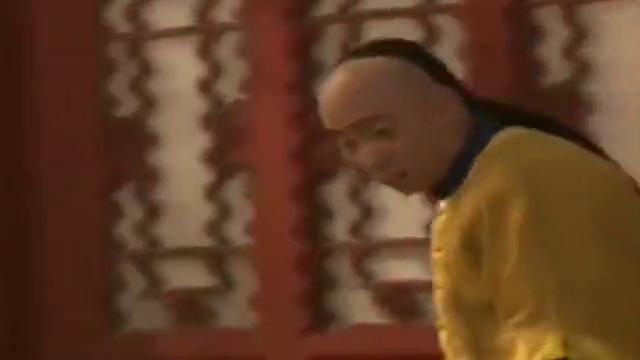 李卫当官:李卫进宫见太上皇,竟一个人把御膳房吃光了!