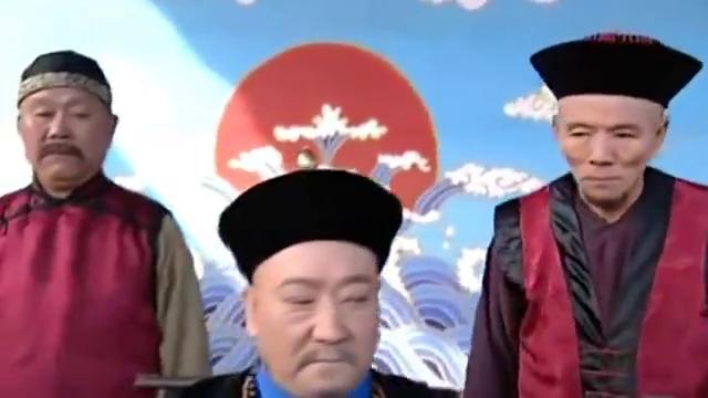 李卫当官:臭豆腐的一嗓子让李卫霸气登场