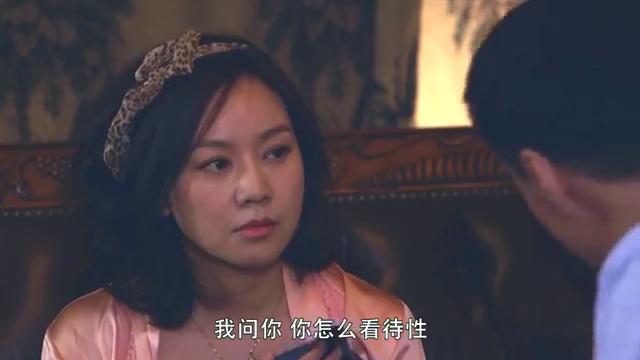 婚姻料理:阿琴分手颇失落,与前夫深夜长谈