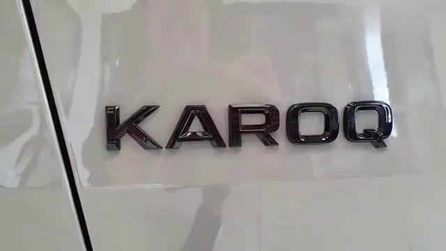 视频:高清实拍2020款斯柯达柯珞克Sportline,实车太帅!
