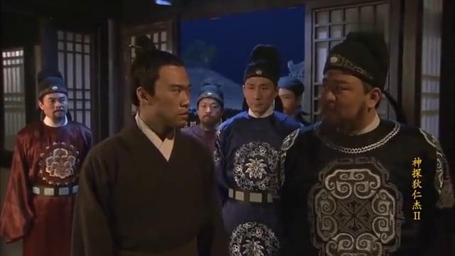 神探狄仁杰:吴大憨一直在装疯卖傻,狄公对他的身份感兴趣